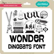 Wonder Dingbats Font