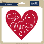 Be Mine Heart