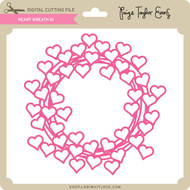 Heart Wreath 10
