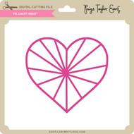 Pie Chart Heart