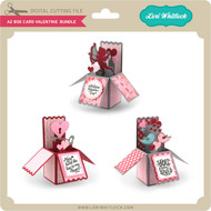 A2 Box Card Valentine Bundle