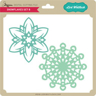 Snowflake Set 8