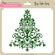 Flourish Christmas Tree 2