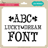 Lucky Dream Font