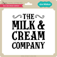 Milk and Cream Company