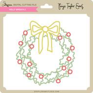 Holly Wreath 2