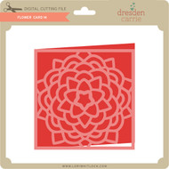 Flower Card 14