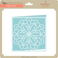 Flower Card 18