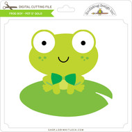 Frog Boy - Pot O' Gold