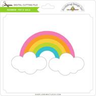 Rainbow - Pot O' Gold