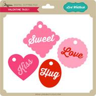 Valentine Tags 1