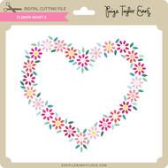 Flower Heart 2