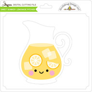 Sweet Summer - Lemonade Pitcher