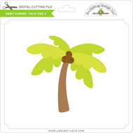 Sweet Summer - Palm Tree 2