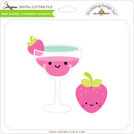 Sweet Summer - Strawberry Margarita