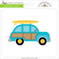 Sweet Summer - Wagon