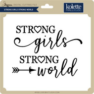 Strong Girls Strong World