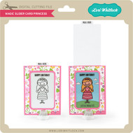 Magic Slider Card Princess