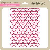 Hearts Backgound 4