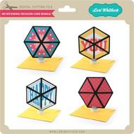 Never Ending Hexagon Card Bundle