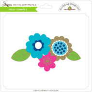 Hello - Flowers 2