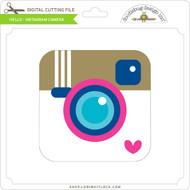 Hello - Instagram Camera