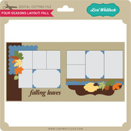 Four Seasons Layout: Fall