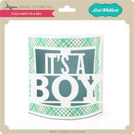 Flexi Card It's a Boy