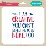 I Am Creative 2