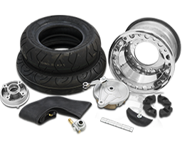Tyres, Wheels & Accessories