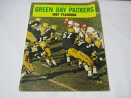 1967 World Champions Green Bay Packers Yearbook