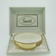 Speidel Gold Tone Adjustable Medical Identification Bracelet 8 1/2 Inches No Instructions