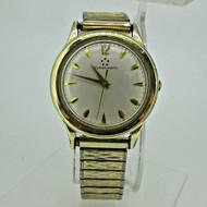 Vintage Eterna-Matic Automatic Swiss EXA 17 Jewels 14k Gold Filled Watch (B5016)