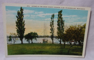 Door County Country Club Sturgeon Bay Antique Postcard