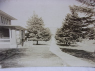 Entrance Central Wisconsin College Scandinavia Wi Photo Postcard