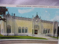 Walker Art Museum Minneapolis Minn Old Postcard