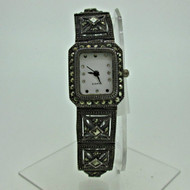 Sterling Silver OBJ 925 Quartz Ladies Watch (B7712)