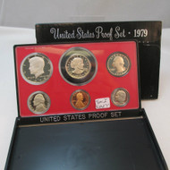 United States Mint Proof Set 1979