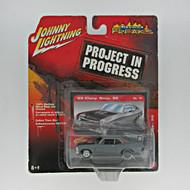 Johnny Lighting Street Freaks Project In Progress '69 Chevy Nova SS Die-Cast Car 1:64 (100638)