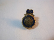 Vintage American Legion Gold Filled Small Screwback Pin