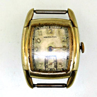 Antique Hamilton Watch Co. 17 Jewels Movement and Dial with 10k Gold Filled Case (300.3945 CB)