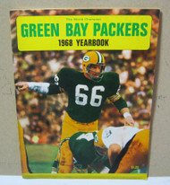 Green Bay Packers 1968 Football Yearbook Signed by Editor Art Daley