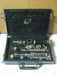 Vito Clarinet C 45528 Vintage Instrument w/ Case Made in U.S.A.