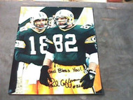 Green Bay Packers Paul Coffman #82 - Signed Photo