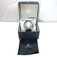 Nautica N14006G Stainless Steel Watch with Original Box (B2311CB)