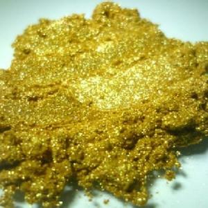 Glitter Gold Mica