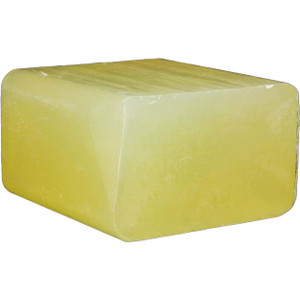 Glycerin Melt and Pour Soap with Hemp seed
