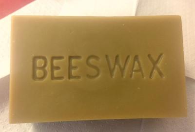 Beeswax 1 Lb Block Filtered Beeswax