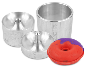 Bath Bomb Press Mold 2.25 Inch Donut