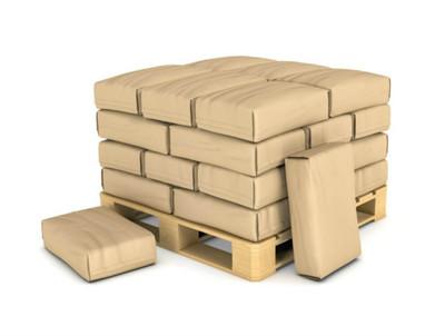 Citric Acid 50 Lb bag Citric Acid pallet © Can Stock Photo / gearstd